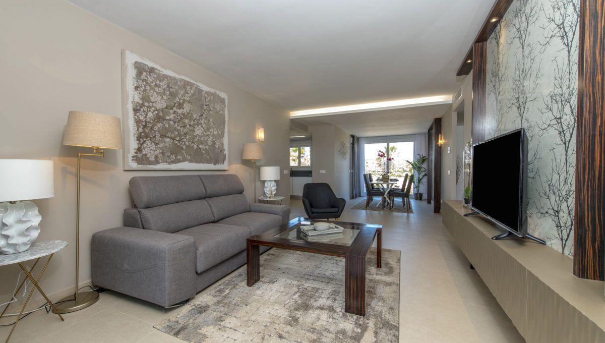 Apartamentos en Torrevieja en primera linea del mar