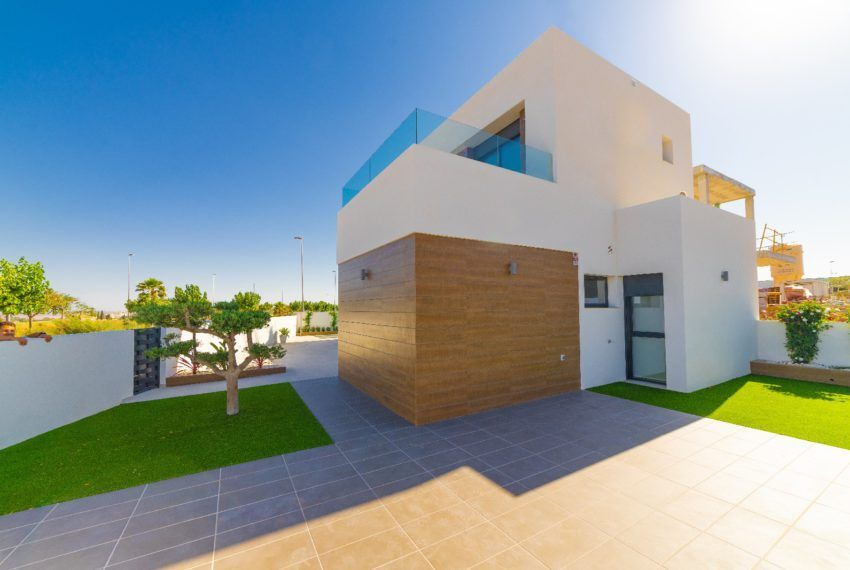 Balcon de las Lagunas - Modernas villas cerca campos de golf