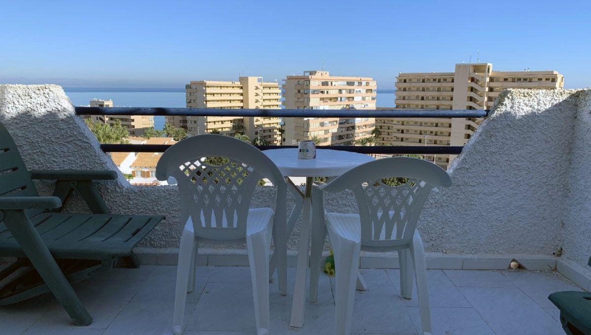 Magnifico duplex en La Mata con vistas maravillosas al mar