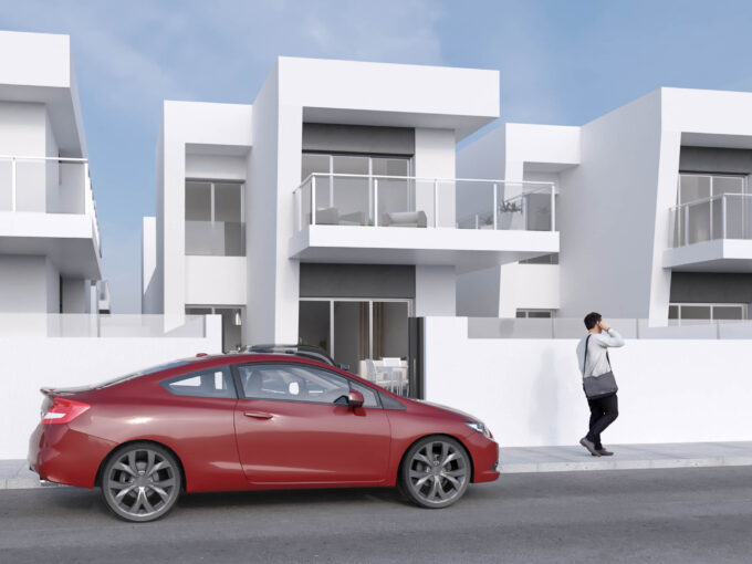 Villas adosados de obra nueva en Daya Nueva - Carla Villas