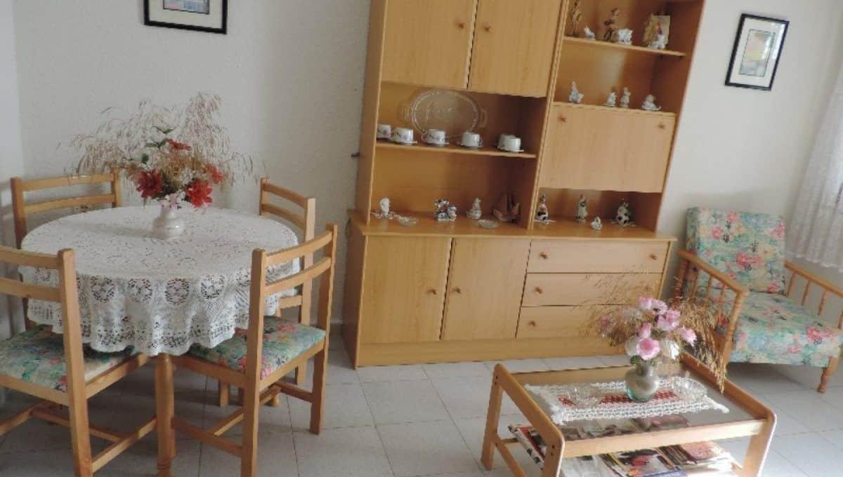 Bungalow planta baja en Torrevieja en entorno tranquilo