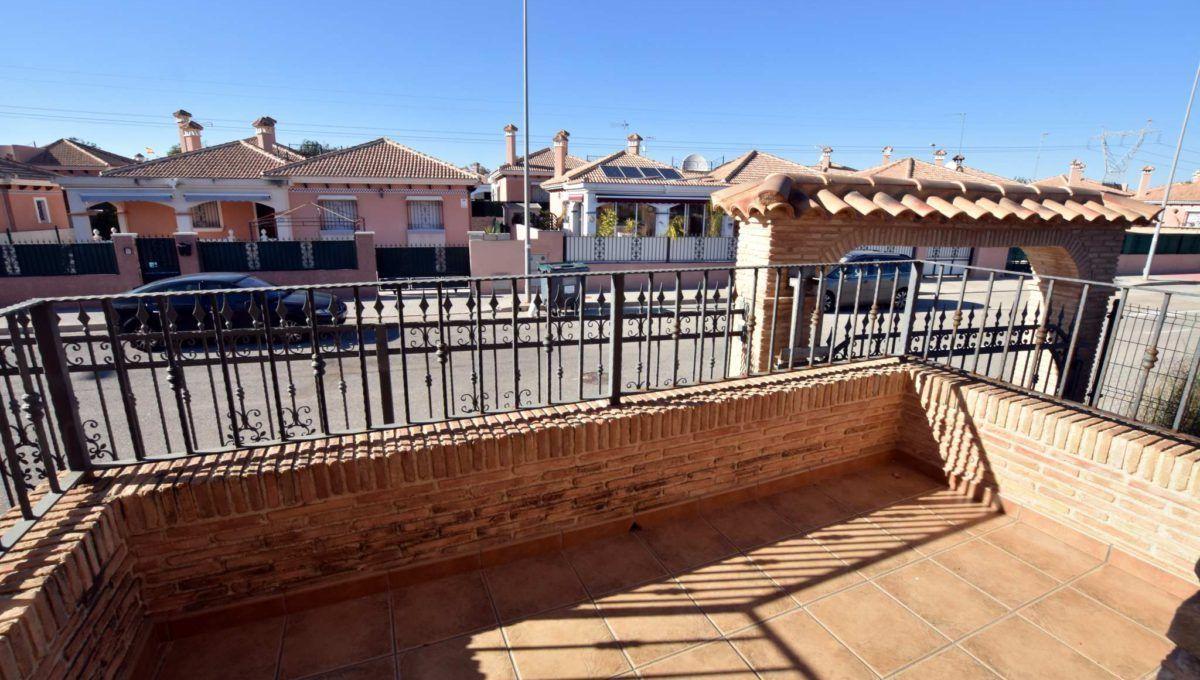 Chalet en La Herrada de Los Montesinos
