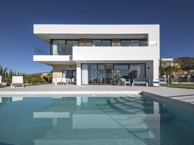 Aquamarine Golf - Villas en Finestrat de obra nueva