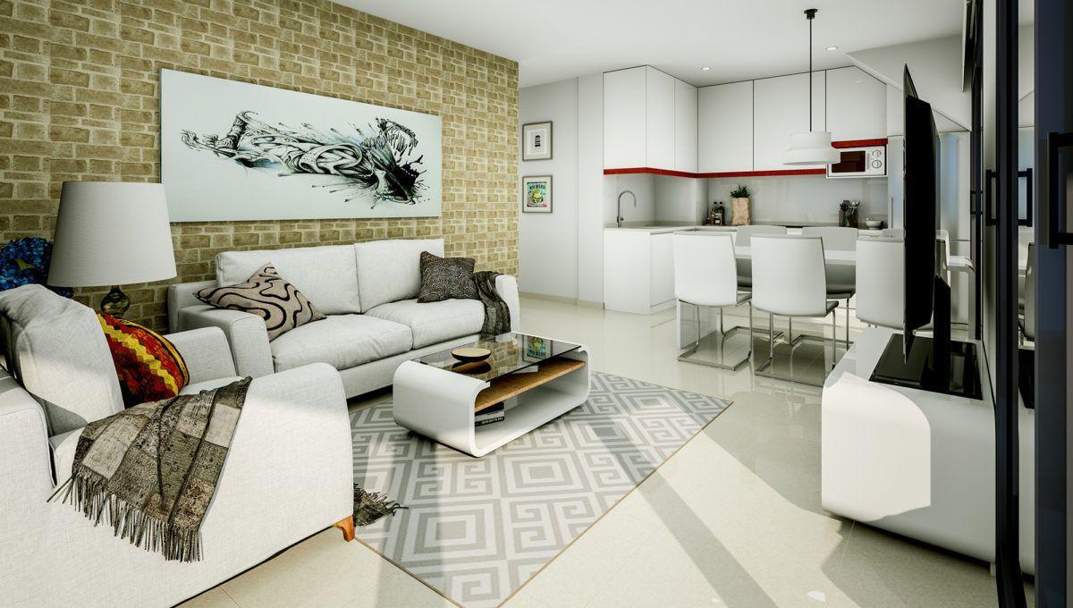 Edificio Polonia - Apartamentos en Torrevieja de obra nueva