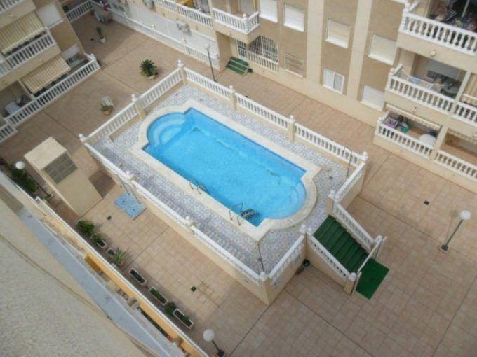 Apartamento en Playa del Cura con piscina comunitaria