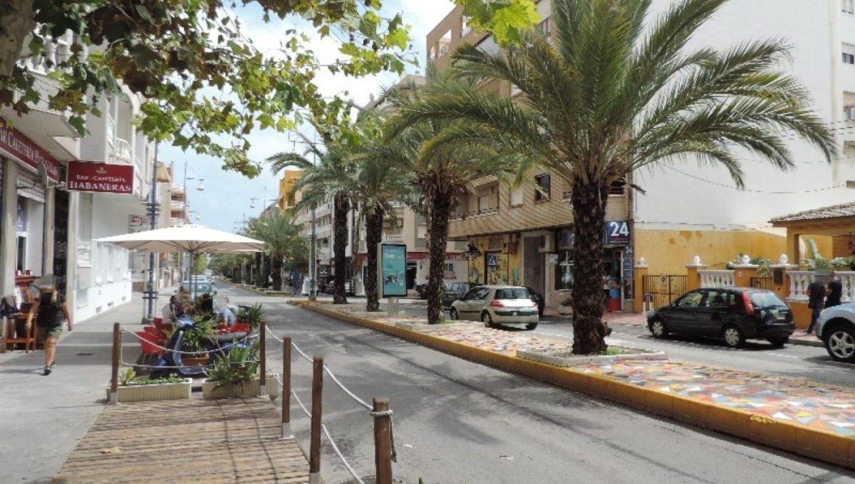 Apartamento de 2 dormitorios en Playa del Cura