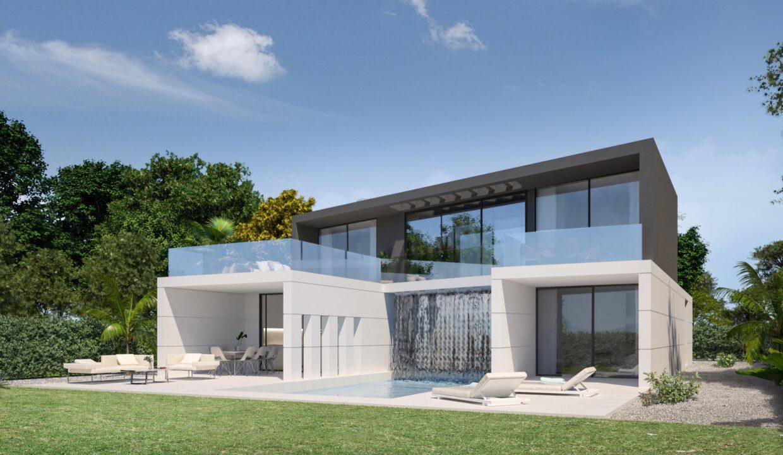 Villa AQUA – villa de lujo en San Javier