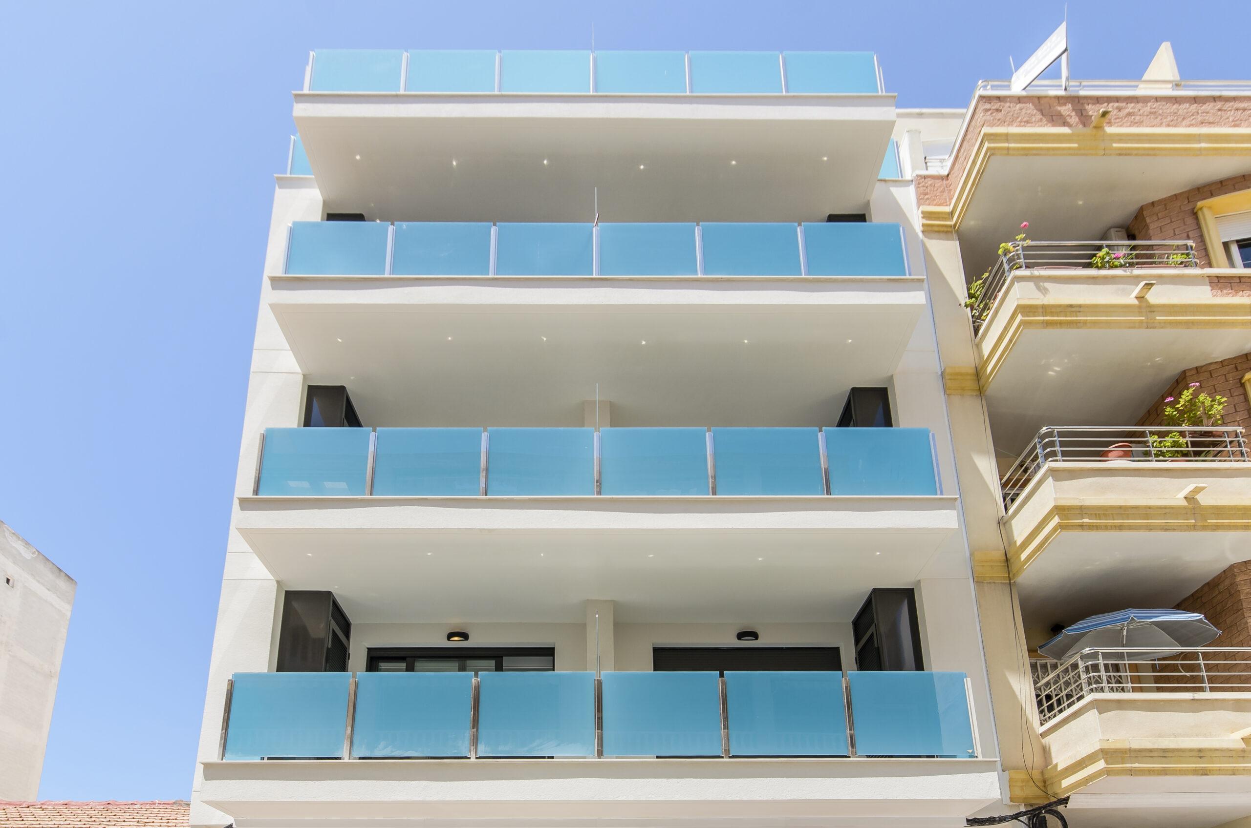 Edificio Royal – Apartamentos de obra nueva en Playa del Cura en Torrevieja