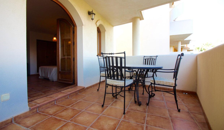 Apartamento de 2 dormitorios en residencial Panorama Park, Punta Prima
